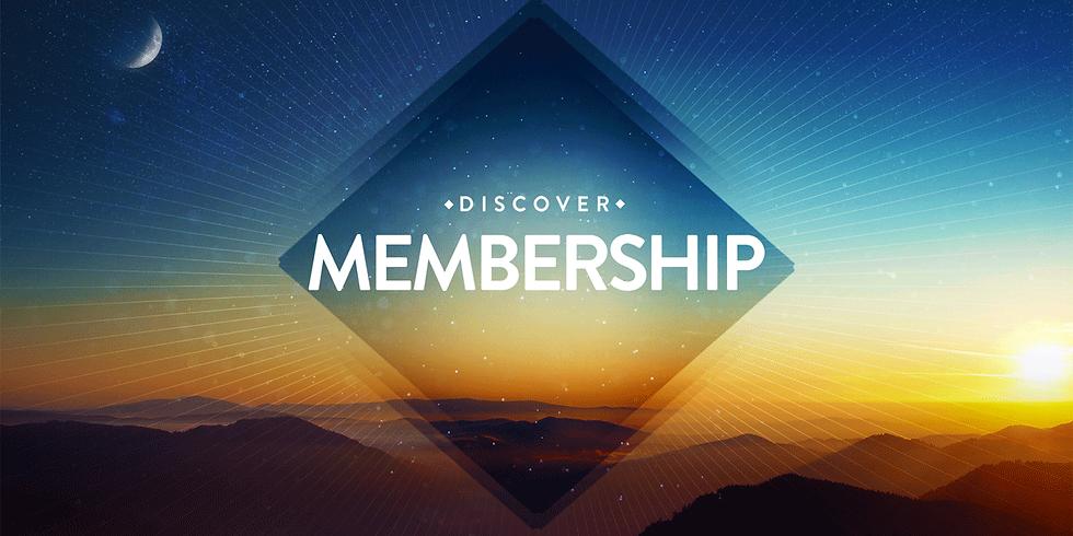 Discover Membership June