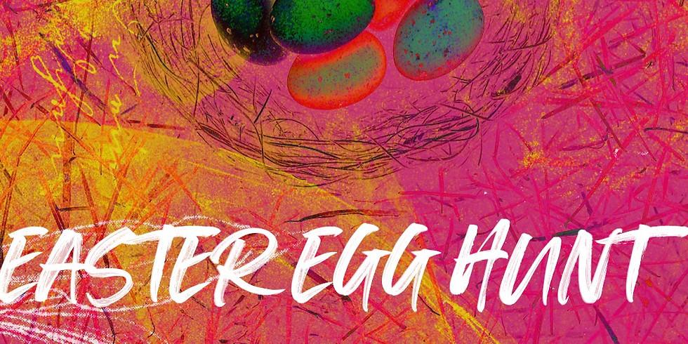 Easter Egg Hunt After Second Service