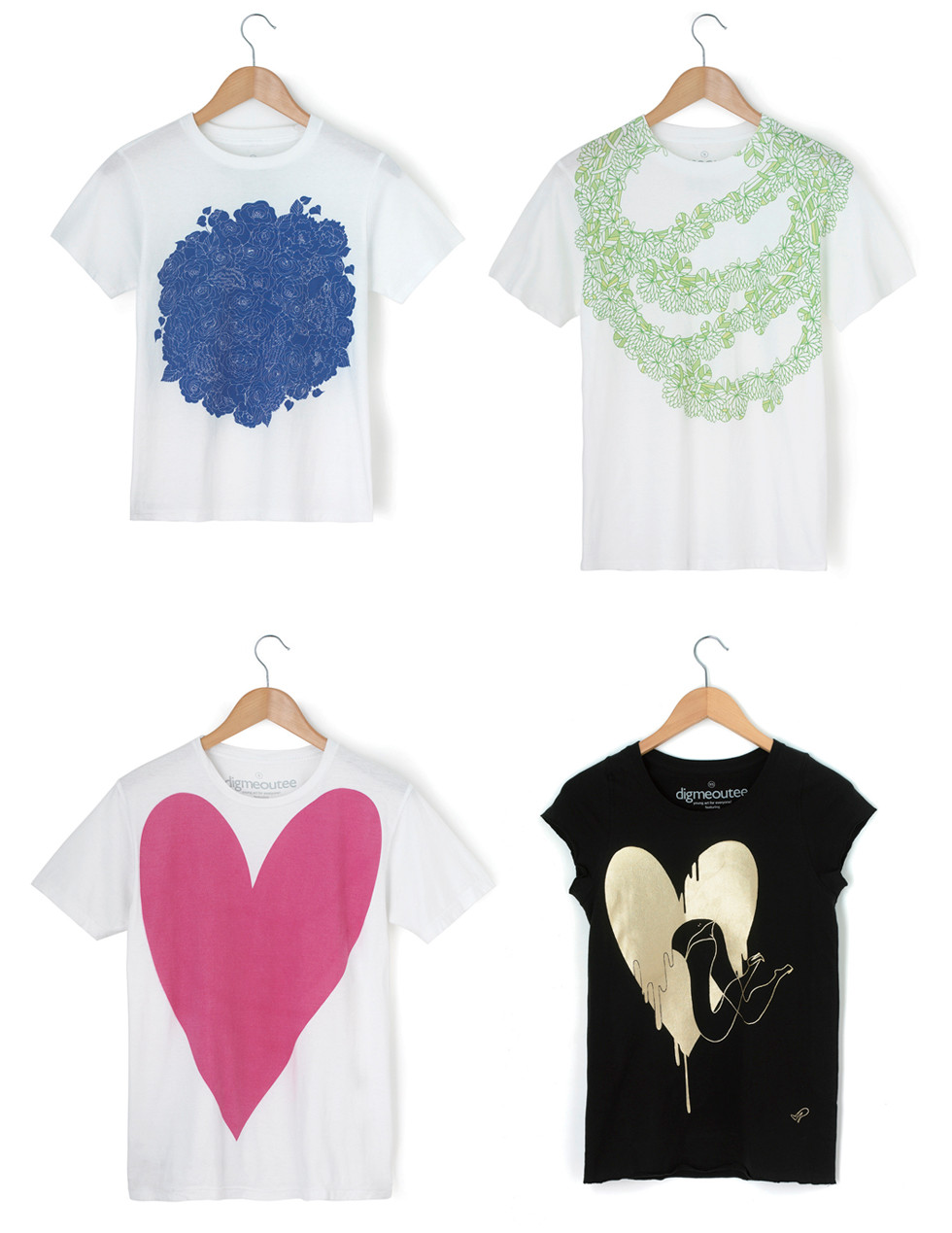 ARTEE T-shirts | mio.matsumoto