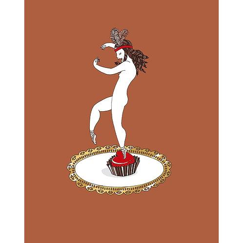 Dancing Chocolate