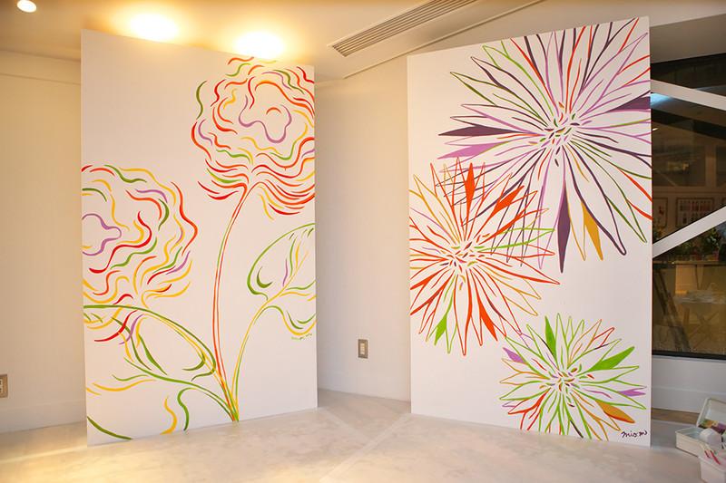 Miller Harris Exhibition | mio.matsumoto