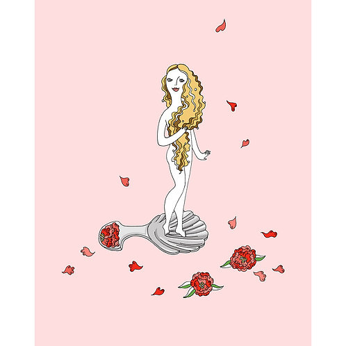 Romantic Tea Caddy Spoon2