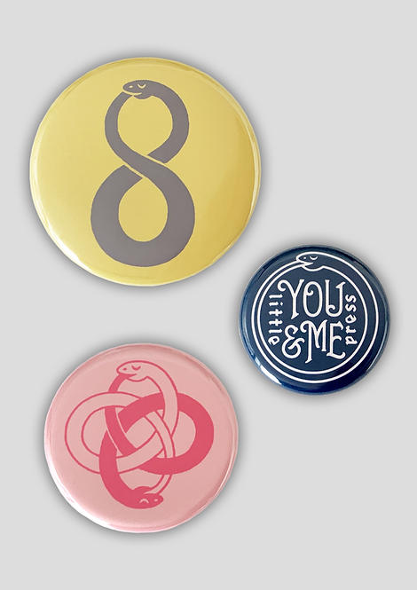 Original Badge Set