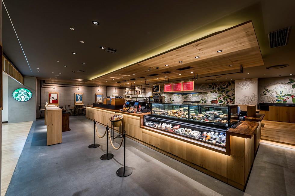 Starbucks Coffee Japan Store artworks | mio.matsumoto