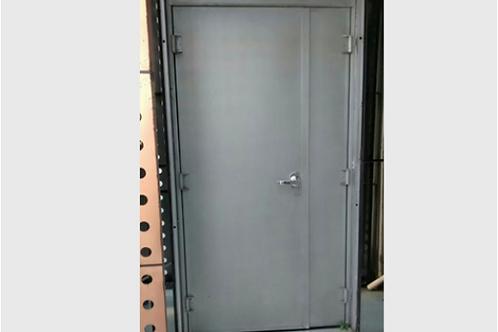 Aplicação 02 Porta De Ferro - DKS