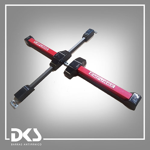 Barra AntiPânico Touch Dupla - DKS