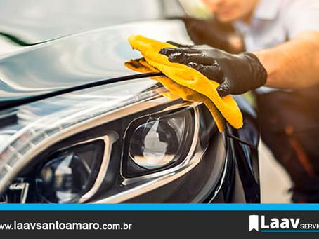 Conheça as vantagens da vitrificação de pintura no carro
