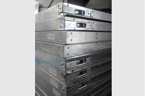 Portas De Ferro - Fabricação Própria - DKS