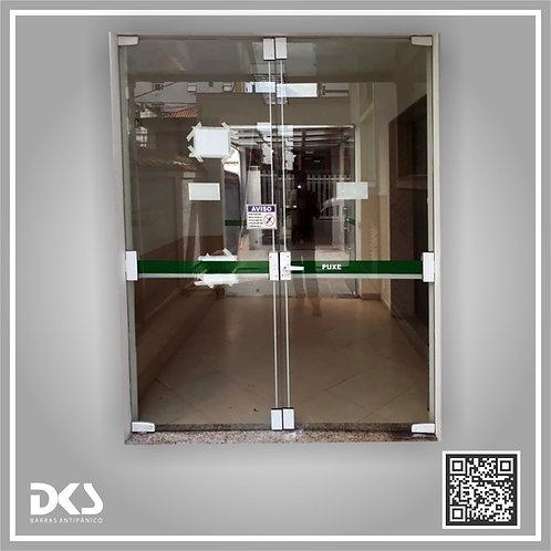 Portas De Vidro - Furação - DKS