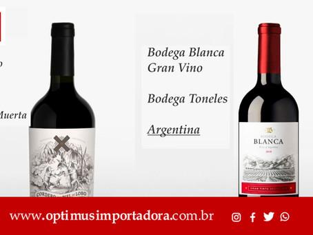 Diferentes tipos de vinhos e suas características