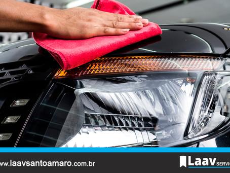 Enceramento e Cristalização: Serviços de estética automotiva indicados para seu carro