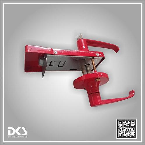 Fechadura com Chave de Sobrepor - DKS