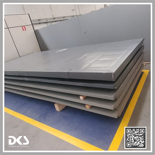 Porta Corta Fogo Industrial - DKS
