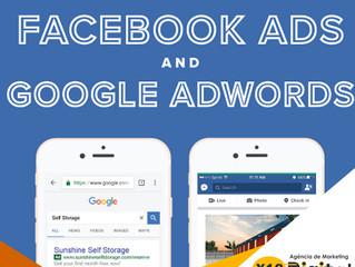 3 Principais diferenças entre o Facebook Ads e o Google Adwords