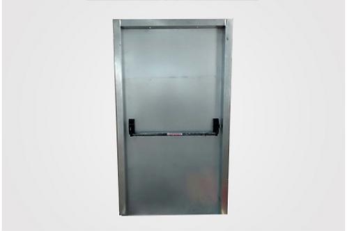 Portas De Ferro Aplicação 05 - DKS