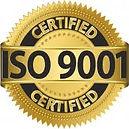 Certificado iso 9001 barras antipânico cortas porta fogo