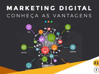 Descubra as vantagens do Marketing Digital