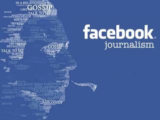 Facebook apresenta projeto para jornalismo: veja o que o marketing de sua empresa pode aproveitar di