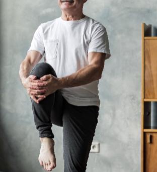 Balance -- A key to good health