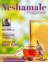 Neshamale Magazine Tishrei Edition (#4)-