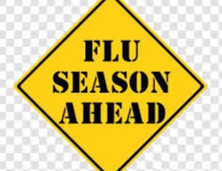 While we're thinking about Covid-19, let's not forget the flu