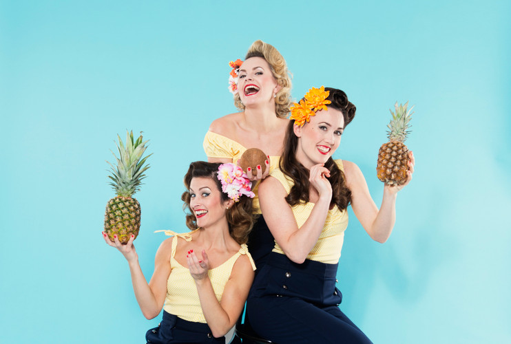 The Andrew Sisters Tribute
