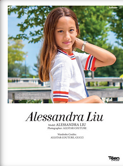 Alessandra Liu Teen Cruze Magazine 03.pn