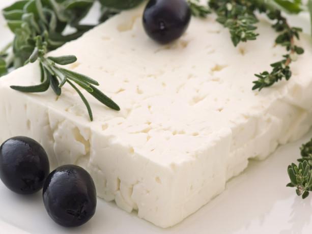 Our Feta cheese