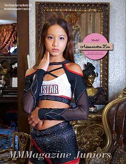 Mora Modeling Magazine Alessandra Liu 04