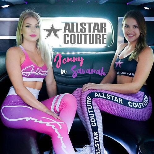 Allstar Couture Leggings& Top