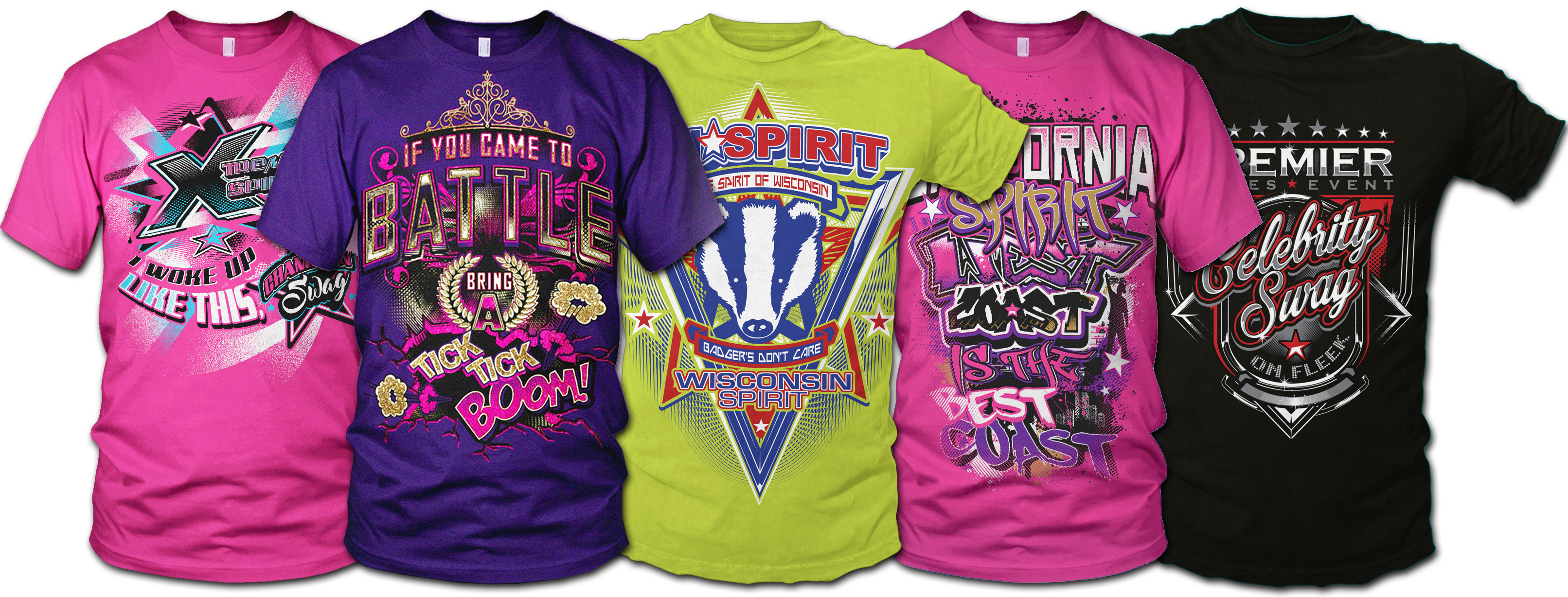 Allstar Couture T-Shirts Ad