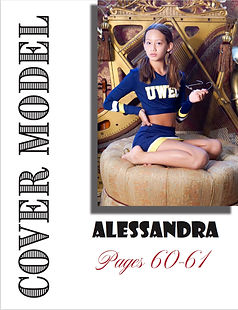 Alessandra Liu All Eyes Magazine Cover G