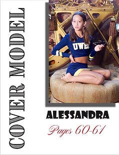 Alessandra Liu All Eyes Magazine Cover G