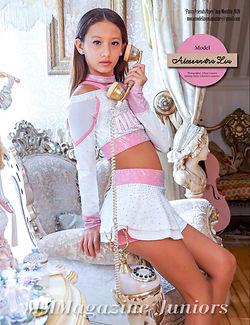 Mora Modeling Magazine Alessandra Liu 03