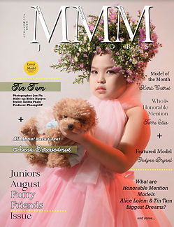 Mora Modeling Magazine Alessandra Liu 01