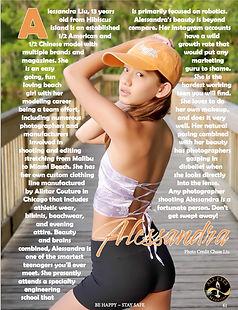 Alessandra Liu All Eyes Magazine Origina