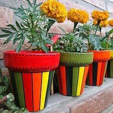 Посадка растений и роспись горшочков.jpg