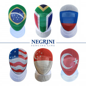 Extra charge for Printing of National colors on masks