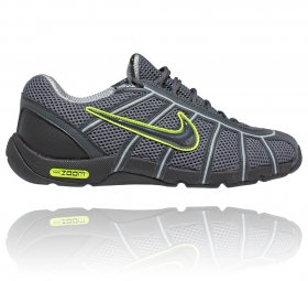 Nike Air Zoom Fencer Grey/ Volt