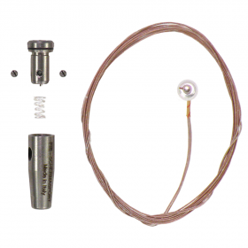 FIE Tip for Epee - Schermasport with Wire