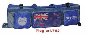 Waterproof Printing for National Flag/ Logo on Bag Pocket