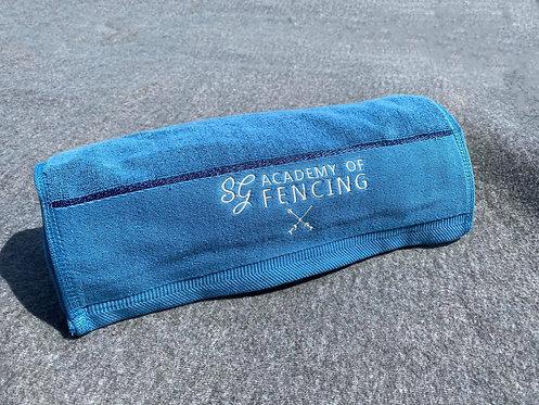 SGF Face Towel (Light Blue)