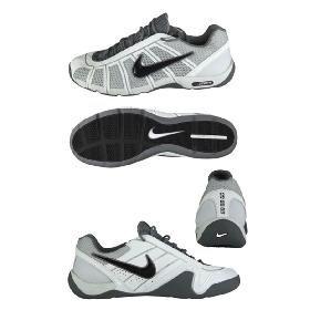 Nike Air Zoom Fencer (White/ Grey/ Black)