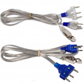 """Negrini Foil/ Sabre Eco Body Wire with """"Wire Stop"""""""