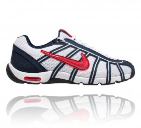 Nike Air Zoom Fencer White/ Navy/ Red