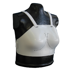 Chest Protector with Elastic Straps