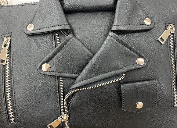 Jacket clutch