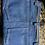 Thumbnail: Denim clutch with belt