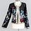 Thumbnail: Flower beaded jacket
