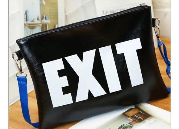 Exit crossbody